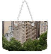 The Ritz Carlton Central Park Weekender Tote Bag