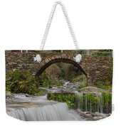 The River And The Village Weekender Tote Bag