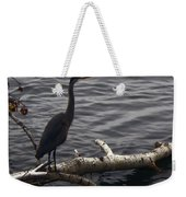 The River Master Weekender Tote Bag