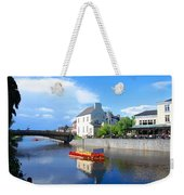 The River Nore Weekender Tote Bag