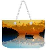 The Riverboat... Weekender Tote Bag