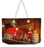 The Rivers Saloon Weekender Tote Bag