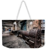 The Riveted Boiler Weekender Tote Bag