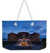 The Riviera On Geneva Lake Wi Weekender Tote Bag