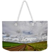 The Road To Where Weekender Tote Bag