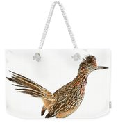 State Bird Of New Mexico Weekender Tote Bag