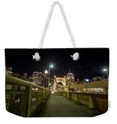 The Roberto Clemente Bridge Weekender Tote Bag