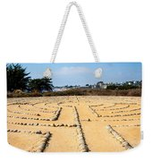 The Rock Maze Santa Barbara Weekender Tote Bag