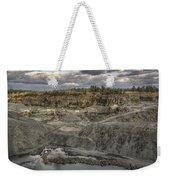 The Rock Quarry Weekender Tote Bag