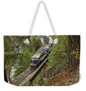 The Rocky Mountaineer Weekender Tote Bag