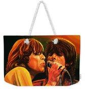 The Rolling Stones Weekender Tote Bag