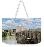 The Roman Bridge Of Cordoba  Weekender Tote Bag