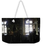 The Room - Moscow - Russia Weekender Tote Bag