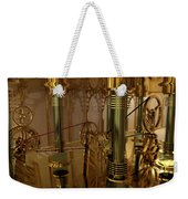 The Room Of Gears Weekender Tote Bag