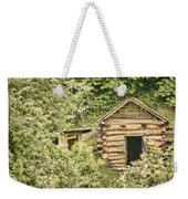 The Root Cellar Weekender Tote Bag by Heather Applegate