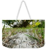 The Root Of Happiness Weekender Tote Bag