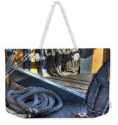 The Ropes Weekender Tote Bag