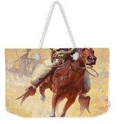 The Roping Weekender Tote Bag