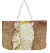 The Rose Weekender Tote Bag by Edward Killingworth Johnson
