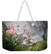 The Rose Garden Weekender Tote Bag