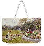 The Rose Garden Weekender Tote Bag