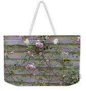 The Rose Shed Weekender Tote Bag