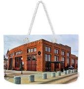 The Roundhouse Evanston Wyoming - 1 Weekender Tote Bag