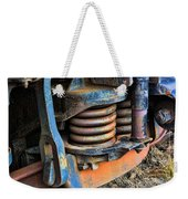 The Roundhouse Evanston Wyoming Dining Car - 2 Weekender Tote Bag