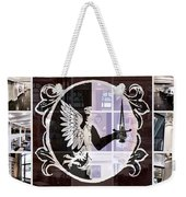 The Royal Connaught Crest Photo Collage Weekender Tote Bag