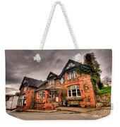 The Royal Oak At Dunsford Weekender Tote Bag