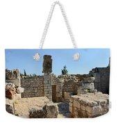 The Ruins Weekender Tote Bag