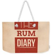 The Rum Diary Weekender Tote Bag