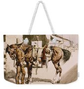 The Rural Guard Mexico Weekender Tote Bag