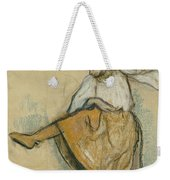 The Russian Dancer Weekender Tote Bag