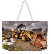 The Rusty Digger Weekender Tote Bag