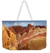 Valley Of Fire Nevada 1 Weekender Tote Bag