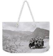 The Sacred Valley Weekender Tote Bag
