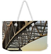 The Sagamore Bridge Weekender Tote Bag