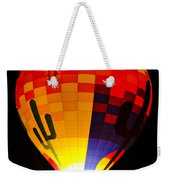 The Saguaro Balloon  Weekender Tote Bag