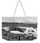 The Salt River In Arizona Weekender Tote Bag