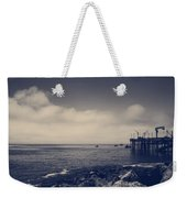 The Salty Air Weekender Tote Bag