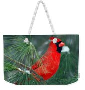 The Santa Bird Weekender Tote Bag
