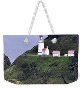 The Scenic Lighthouse Weekender Tote Bag