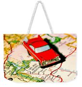 The Scenic Route Weekender Tote Bag