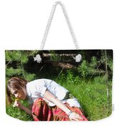 The Scent Of The Dandelion Weekender Tote Bag