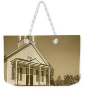 The Schoolhouse Hdr Weekender Tote Bag