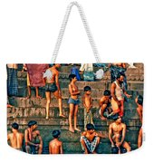 The Scolding Weekender Tote Bag