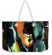 The Scream - Pink Floyd Weekender Tote Bag