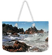 The Sea Abounds Weekender Tote Bag