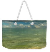 The Sea And The Sky Weekender Tote Bag